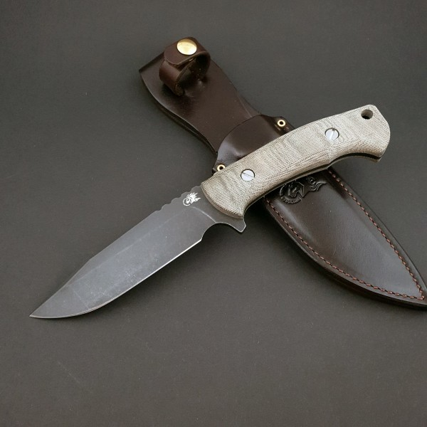 Rick Hinderer The Ranch Harpoon Spanto