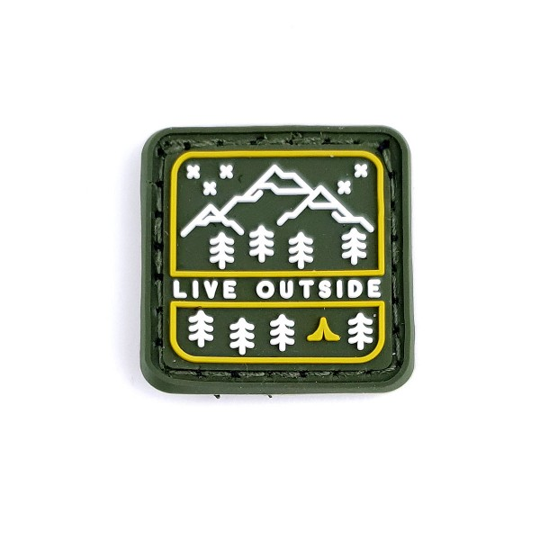 Live Outside Patch