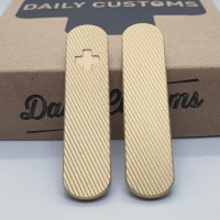 Daily Customs 58 mm Scales Angle Messing