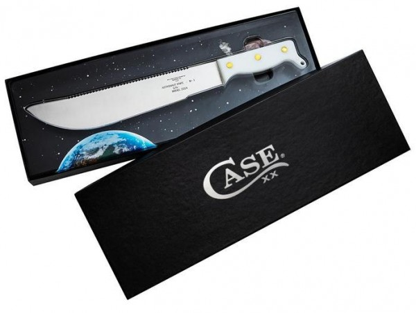 Case Astronaut Knife M-1 Commemorative Synthetic Gray