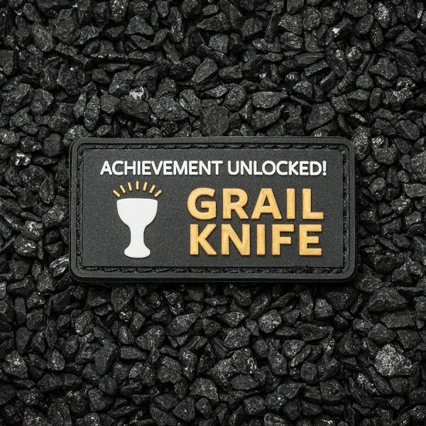 Grail Knife Patch